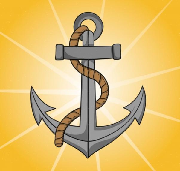 Anchoring trap