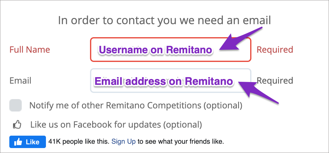 remitano bounty log in
